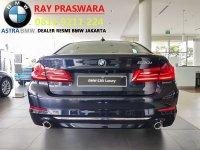 5 series: All New BMW 530i Luxury 2018 Promo Harga Terbaik Dealer BMW Jakarta (jual bmw 530i 2018.jpg)