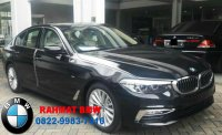 Jual 5 series: BMW 530i luxury 2018 black