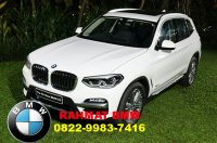 Jual X series: BMW ALL NEW X3 WHITE