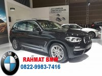 Jual X series: BMW ALL NEW X3 BLACK