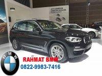 Jual X series: BMW ALL NEW X3 BLACK