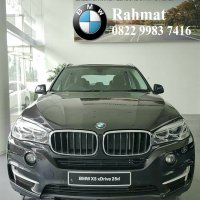 Jual X series: BMW X5 xDrive 25d A/T Mobil - Black