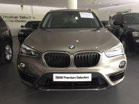 Jual X series: BMW X1 1.8i Sport 2017
