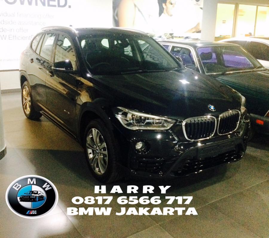 X series: 2018 BMW All New X1 Sdrive 18i Xline, Special ...
