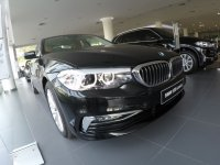 Jual 5 series: BMW 530i Luxury G30 2018
