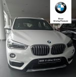 Jual X series: All NEW BMW X1 1.5 sDrive18i xLine White on Mokka