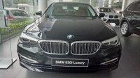 Jual 5 series: 2018 BMW 530i Luxury G30 Black on Cognac Best Deal