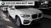 Jual X series: Promo BMW X3 All New 2018 Harga BMW X3 Promo GIIAS kredit TDP 209jt