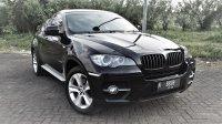 Jual X series: BMW X6 HItam 2010 Antik 28 rb km