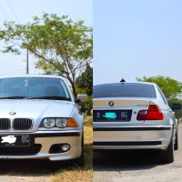Jual 3 series: BMW E46 323i Th.2000