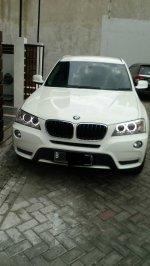 Jual X series: Bmw x3 diesel x drive 2012