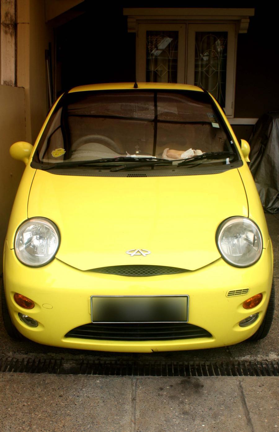 Jual Cepat Mobil Chery Qq Th 2008 Mobil Terawat Dan Mulus Mobilbekas Com
