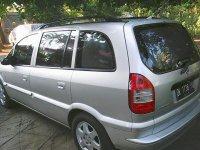 Jual Chevrolet Zafira 1.8 type CD M/T th 2004 silver DK Bali (1.jpg)