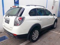 Chevrolet: Jual Captiva Facelift 2.4 Bensin Tiptronic th 2011 type terbaru putih (4.jpg)