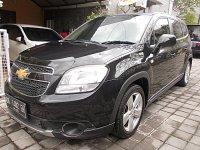 Jual Chevrolet Orlando LT Matik Tiptronic 6 Speed pmk th 2013 asli Bali