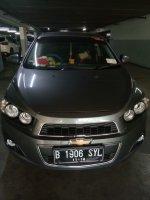 Jual Mobil Chevrolet Aveo 2013 MT LT 1.4 Km 25rb