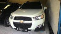 Jual Chevrolet Captiva 2.0 Diesel