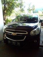 Chevrolet: JUAL MOBIL SPIN LTZ.1,5 VVTI