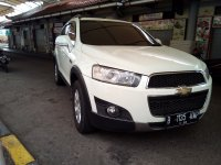 Jual Chevrolet: Captiva Diesel 2.0L A/T Thn 2013 Putih
