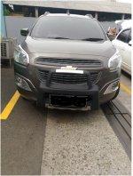 Jual Chevrolet Spin 2014 LT 1.2 M/T