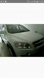 Chevrolet captiva 2011 jual cepat