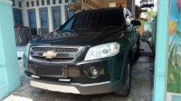 Jual Chevrolet Captiva Hitam Diesel 2010/2011