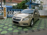 Jual Chevrolet Cruze LT Automatic 2011