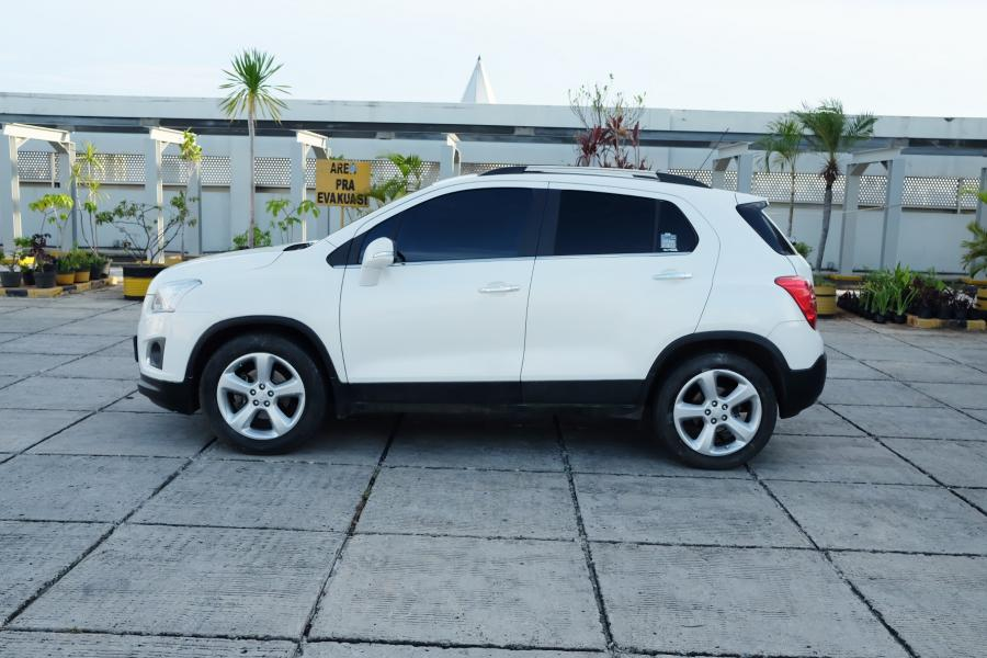 2016 Chevrolet Trax 1 4 Ltz Turbo A T Murah Gress Antik Dp