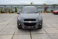 Jual 2013 Chevrolet Captiva 2.0 VCDI Diesel AT ABU Metalik Facelift Dp 25jt