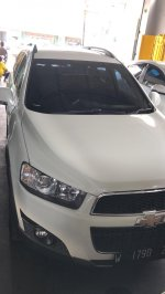 Jual Chevrolet: Captiva A/T type tertinggi thn 2013
