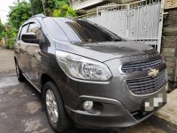 Di Jual Chevrolet Spin Grey LTZ 1.5 AT Bensin