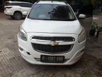 Jual Chevrolet Spin 1.5 A/T Putih 2013