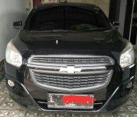Jual Chevrolet Spin LS 1.5 MT 2015 Hitam Bensin Plat L