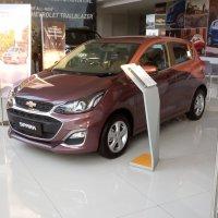 Jual Cuv: Chevrolet new trax Turbo premier ATAU 1.4L