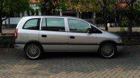 Dijual Chevrolet Zafira 2003