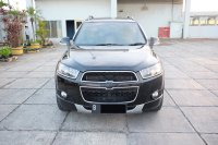 Jual 2011 Chevrolet Captiva 2.0 VCDI Diesel AT ABU Metalik Facelift tdp 57j