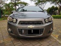 Jual Chevrolet Aveo 1.4 LT AT 2013/2014,Desain Modern Yang Atraktif