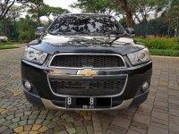 Jual Chevrolet Captiva 2.0 LT AT Diesel 2013/2014,Wajah Tampan Sebuah SUV