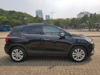 Jual Chevrolet TRAX LTZ 1.4 Turbo 2017 AT Km 17rb Asli, 99% Like New!