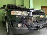 Jual Chevrolet: CAPTIVA 2,4L 2011 CANGGIH