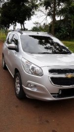 Jual CHEVROLET SPIN LTZ AT/2014