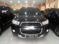 Chevrolet: Captiva Diesel AT tahun 2013