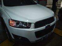 Chevrolet Captiva: Dijual mobil second tangan pertama