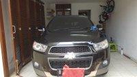 Chevrolet: Jual Captiva 2013 Diesel FL