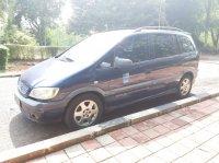 Jual cepat BU Chevrolet Zafira 2001 CD matic