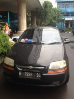 Jual Chevrolet Aveo LT AT 2005