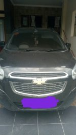 Spin: Jual chevrolet matic hitam