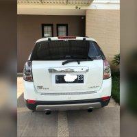 Jual Chevrolet Captiva Pearl White SUV