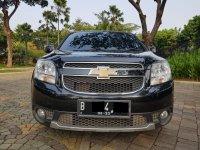 Jual Chevrolet: Orlando LT AT Hitam 2012