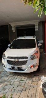 Dijual Chevrolet Spin 1.5 LTZ MT